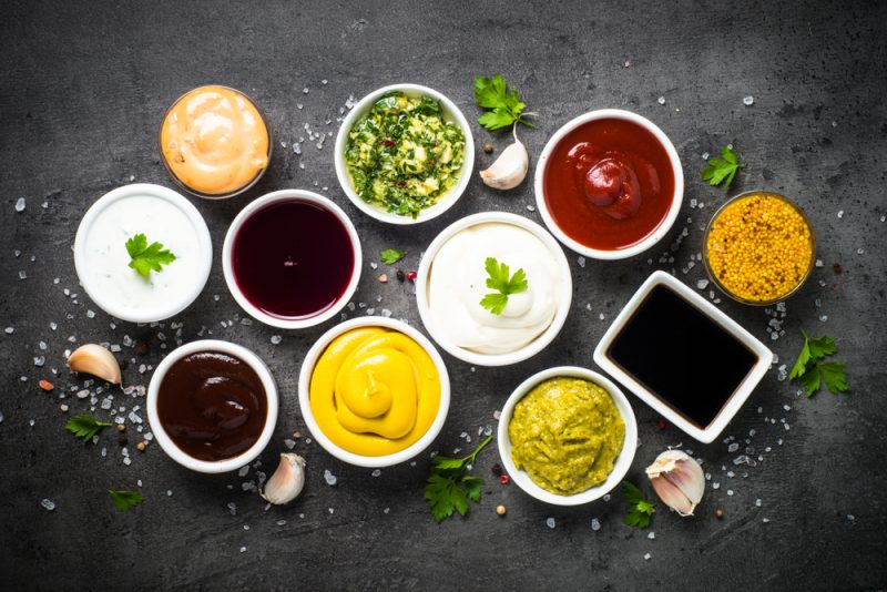 Соусы к мясу: лучшие рецепты