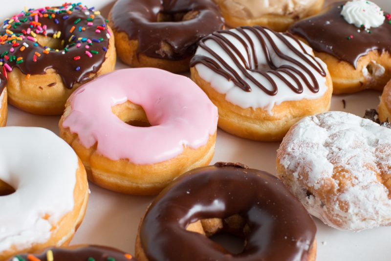 Бездрожжевые воздушные пончики: рецепт