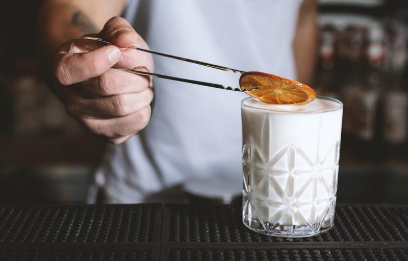 Молочный коктейль с коньяком: рецепты
