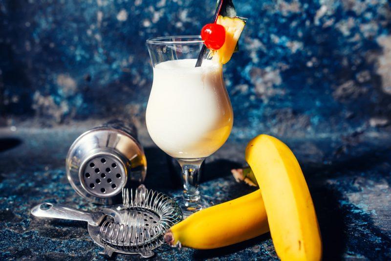 Коктейль Банана Колада