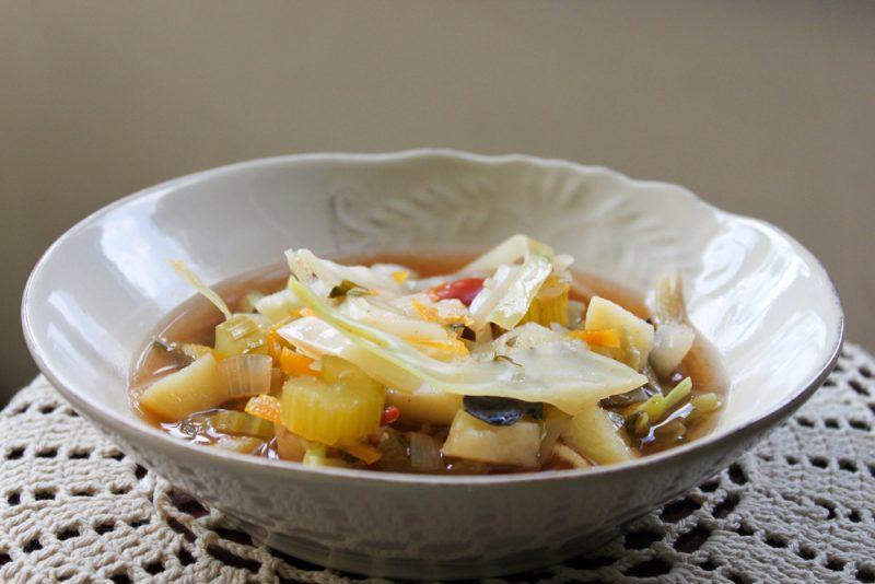 Классический рецепт боннского супа