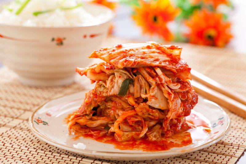Капуста по-корейски: рецепт приготовления