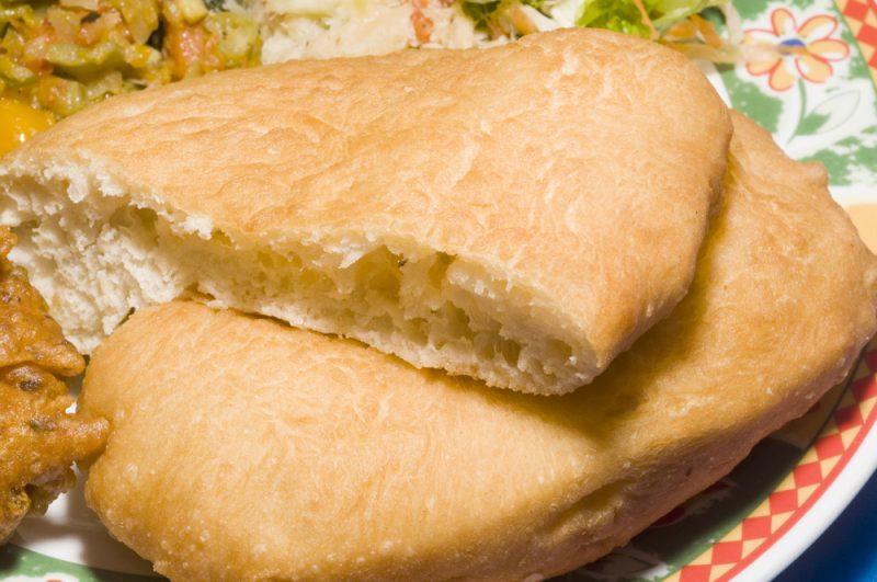 Лепешки на кефире: рецепт с фото