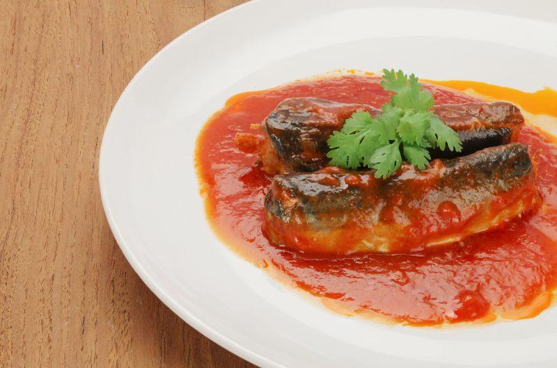 Мойва в томатном соусе:рецепт с фото