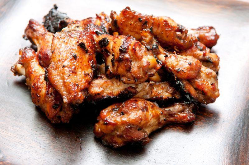 Курица в банке в духовке: классический рецепт