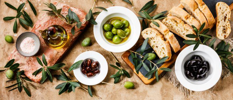 Рецепт хлеба чиабатта в духовке на оливковом масле