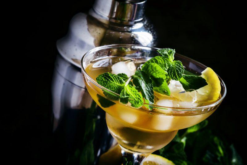 Крепленый коктейль: водка, коньяк