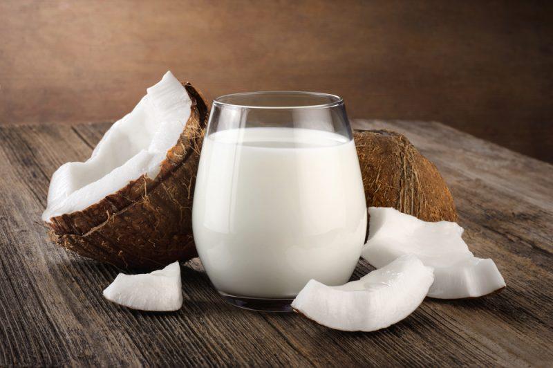 Молоко кокосовое: рецепт