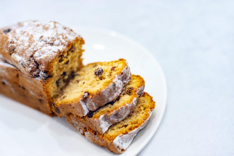 Творожный кекс – классический рецепт