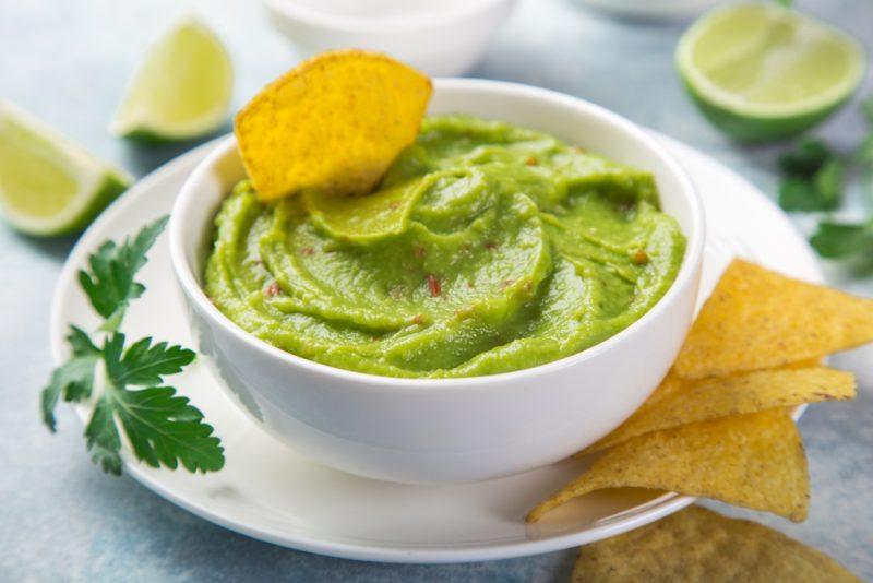 Гуакамоле по-мексикански: рецепт с фото