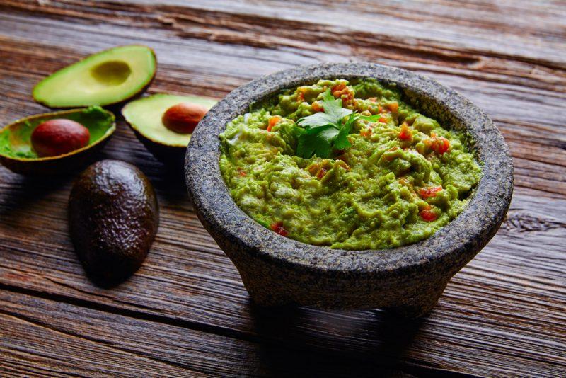 Гуакамоле: рецепт классический