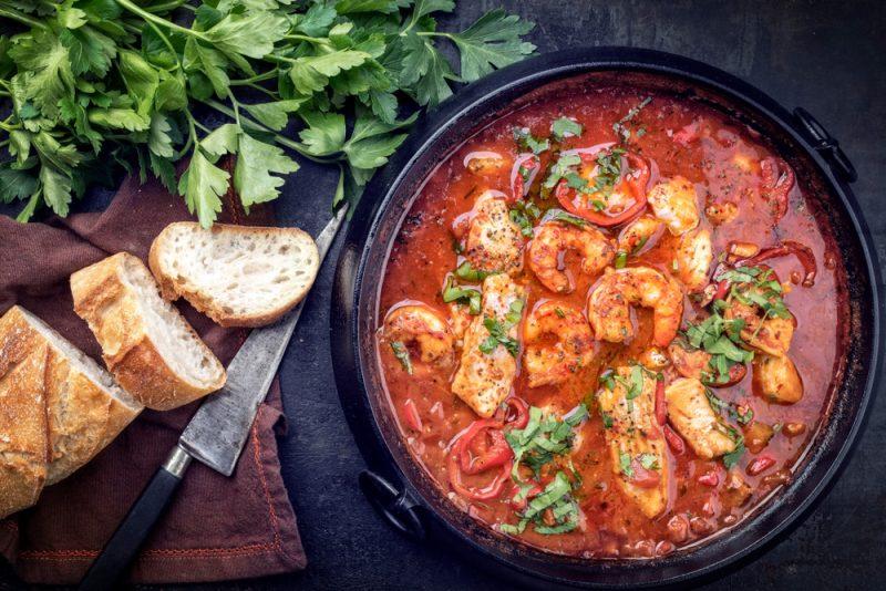 Домашний буйабес: рецепт с фото