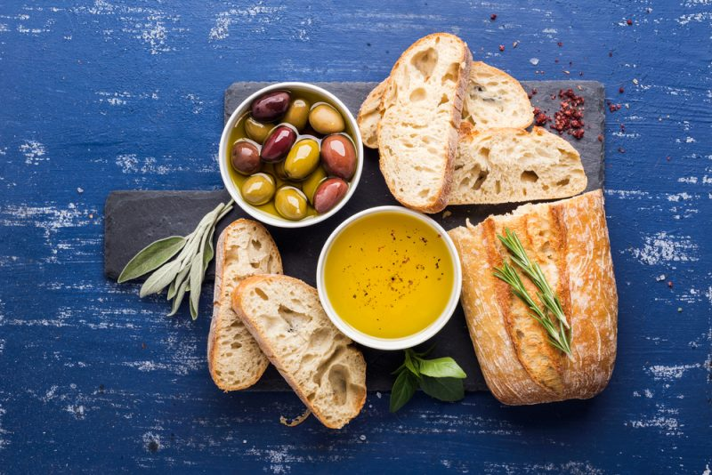 Итальянский хлеб чиабатта: рецепт с фото