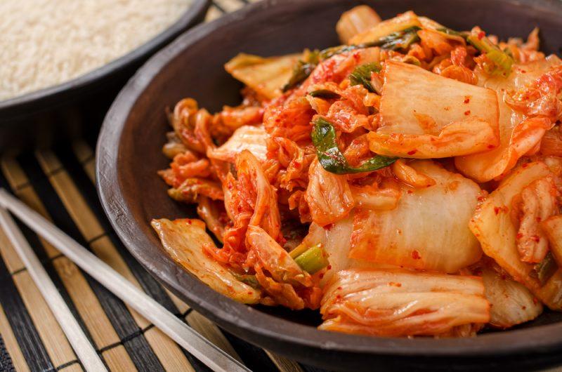 Острая капуста по-корейски: рецепт