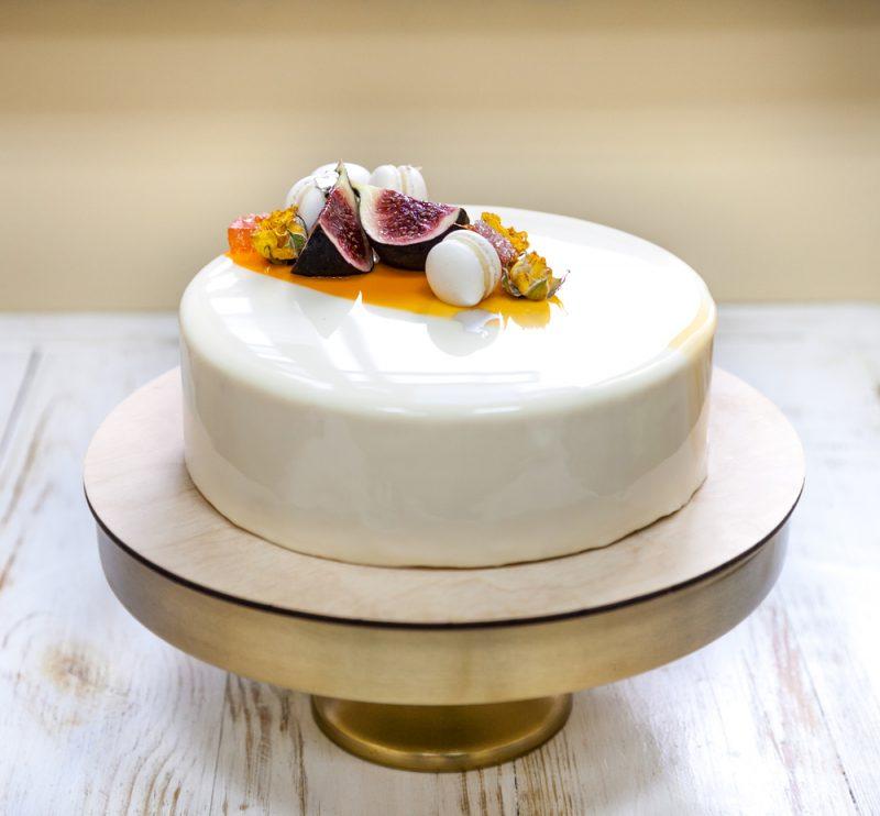 Простой рецепт муссового торта