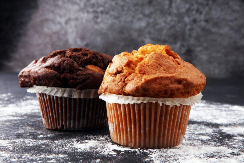 Творожный кекс: пошаговый рецепт с фото