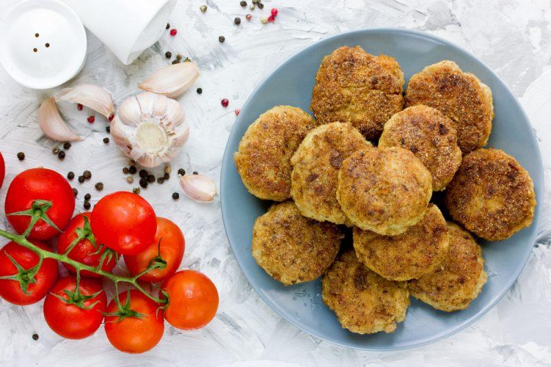 Нежные зразы мясные: рецепт с фото в духовке