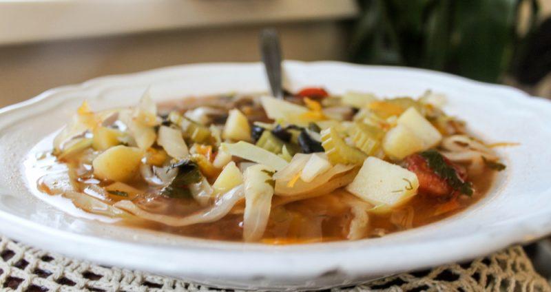 Оригинальный боннский суп: рецепт