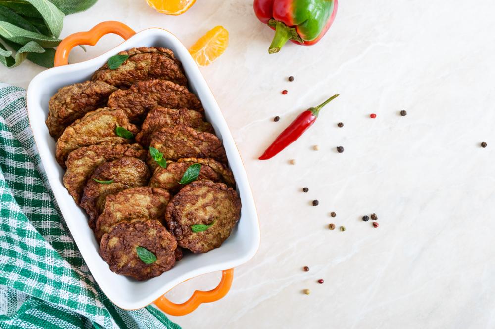 Оладьи из печени говяжьей: рецепт