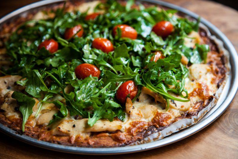 Пицца на курином фарше: рецепт с фото