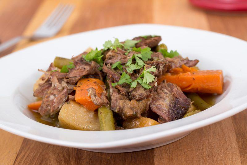 Оригинальный ростбиф из говядины: рецепт