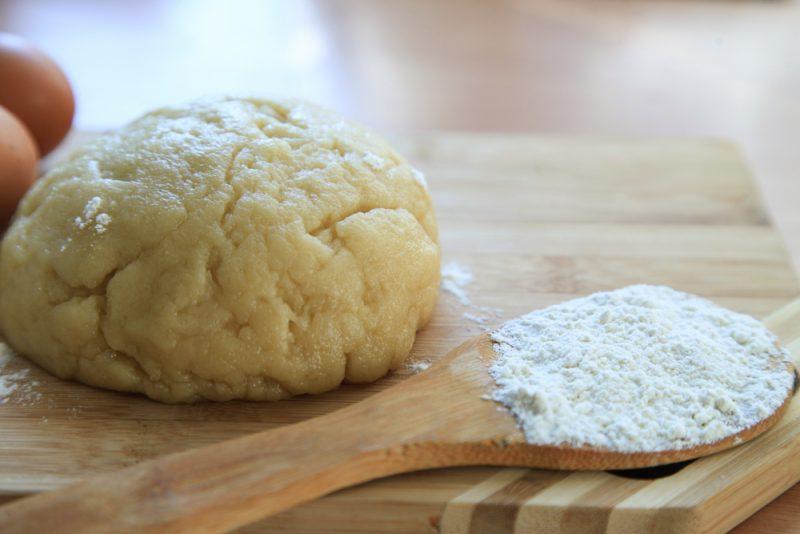 Тесто для песочной выпечки