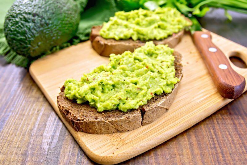 Закуска с гуакамоле: рецепт с фото