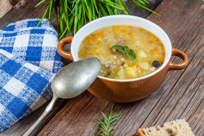Рецепт супа с гречкой: рецепт