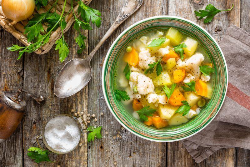 Пряный боннский суп: рецепт