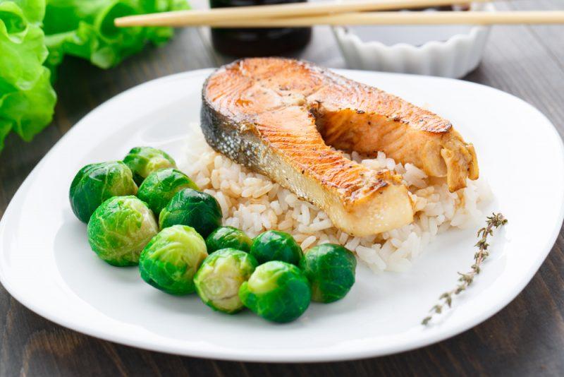 «Золотая рыбка»: рецепт форели