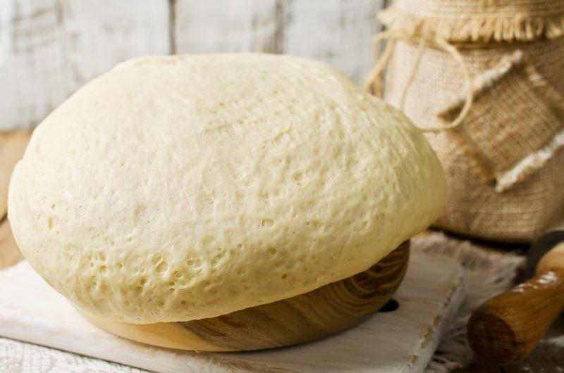 Дрожжевое тесто для пирожков: рецепт