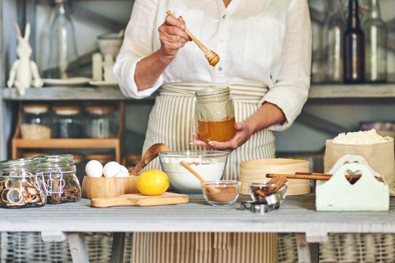 Коврижка медовая: классический рецепт