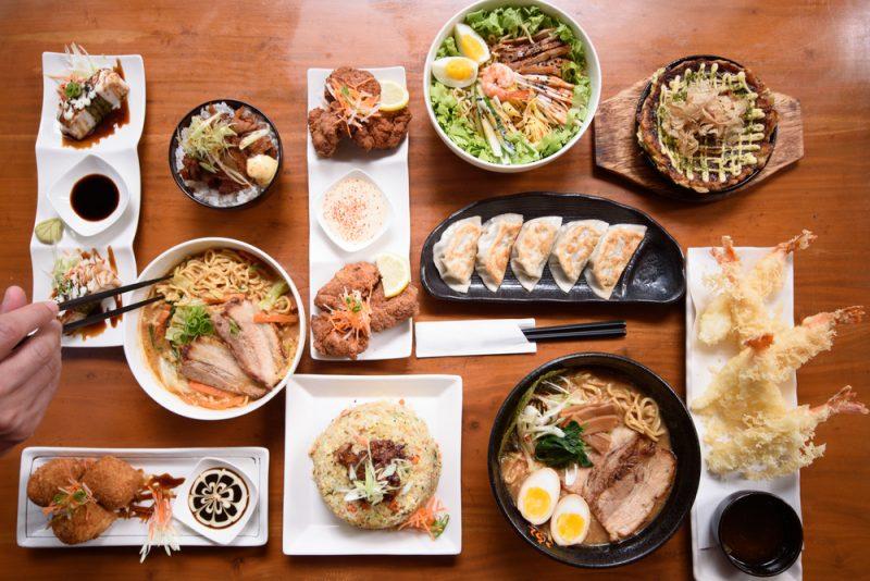 Популярные рецепты японской кухни от Шефмаркет