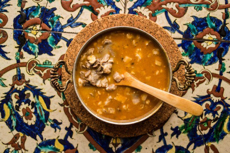 Хаш по-армянски: рецепт с фото