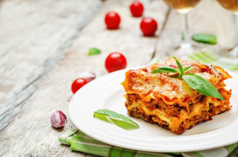 Способ приготовления лазаньи по итальянский