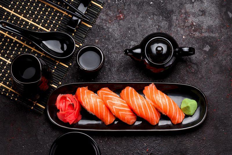 Нигири-суши: рецепт с фото