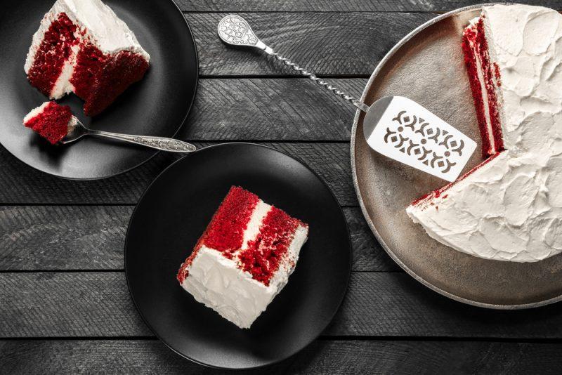 Торт Красный бархат: рецепт с фото