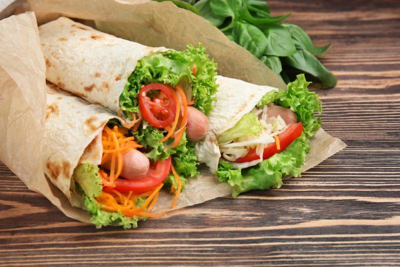 Вкусные и полезные рецепты шаурмы в домашних условиях с фото
