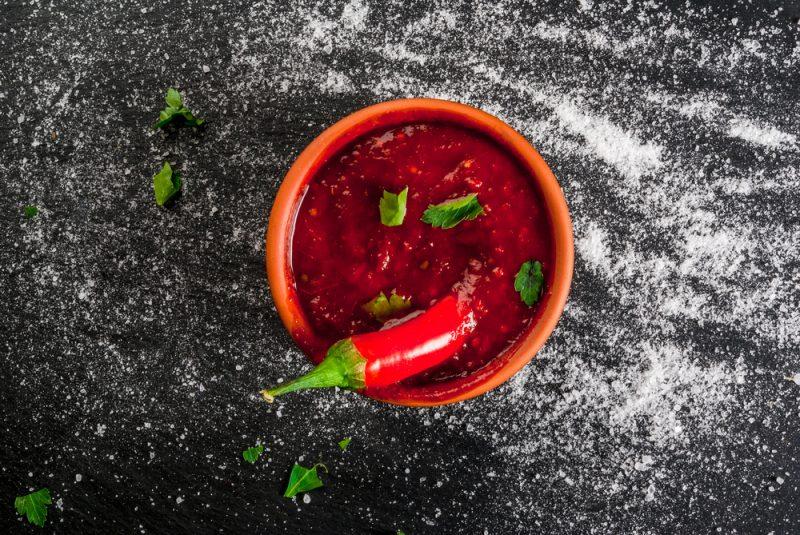 Как приготовить соус табаско: рецепт в домашних условиях