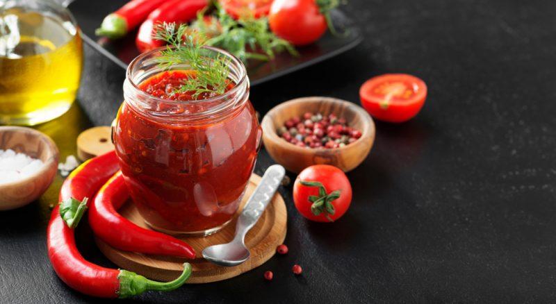 Оригинальный соус табаско: рецепт в домашних условиях