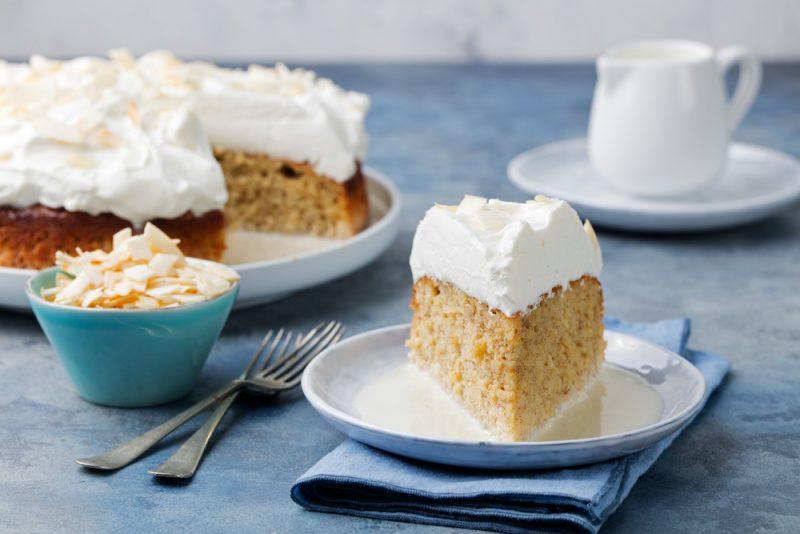 Торт три молока: рецепт