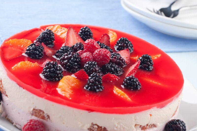Йогуртовый торт: рецепт с фото