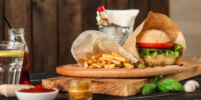 «Морской фишбургер»