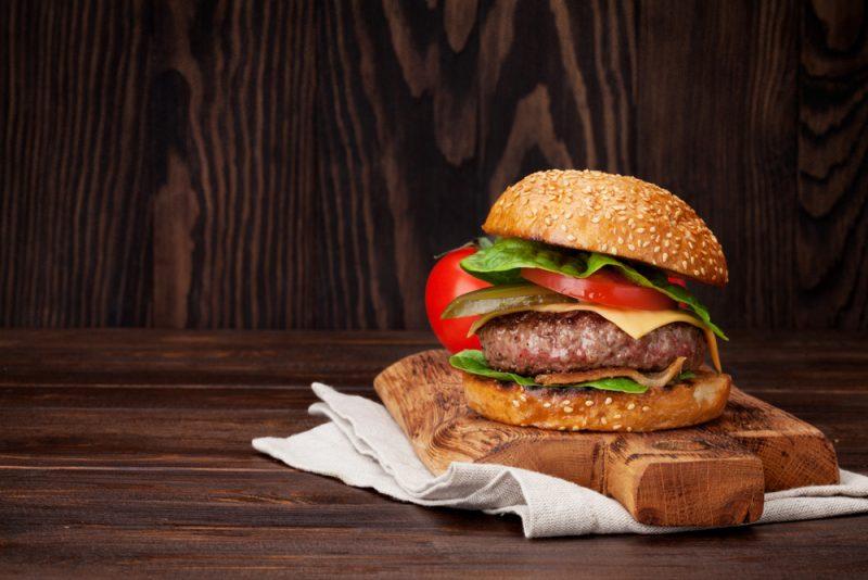 Рецепт бургера в домашних условиях