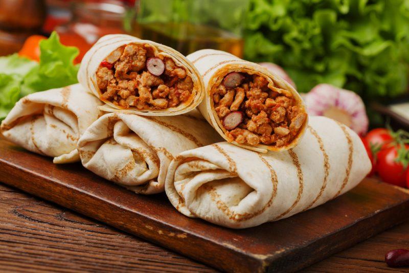 Простые и вкусные рецепты приготовления буррито в домашних условиях
