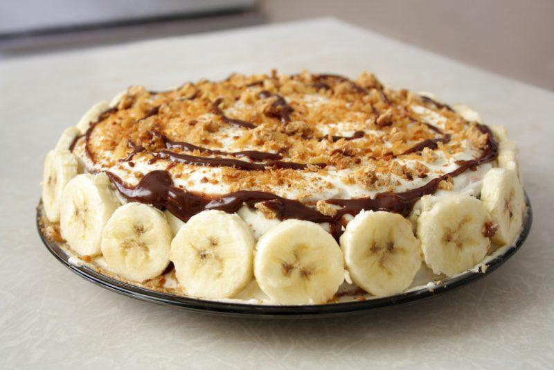 Простые рецепты торта из пряников и сметаны