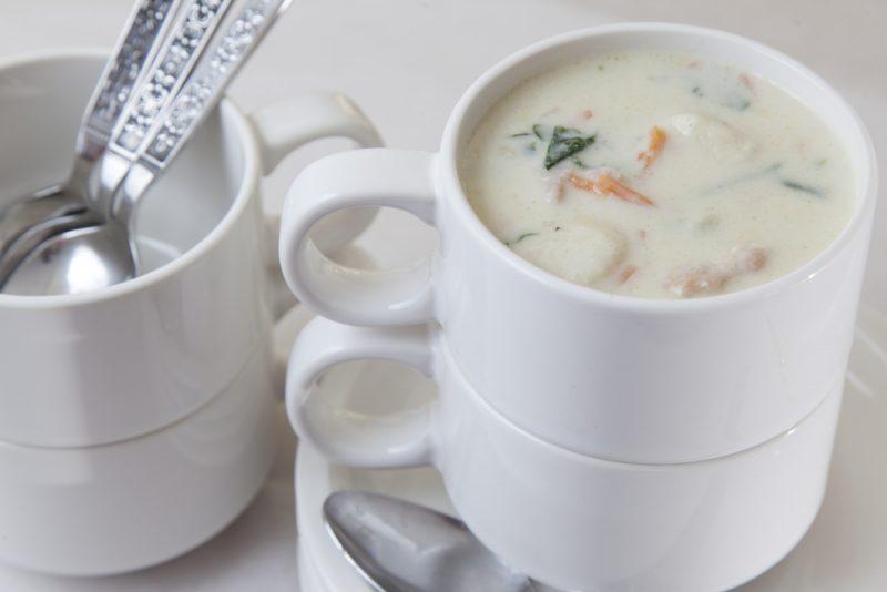 Сырные клецки: рецепт приготовления