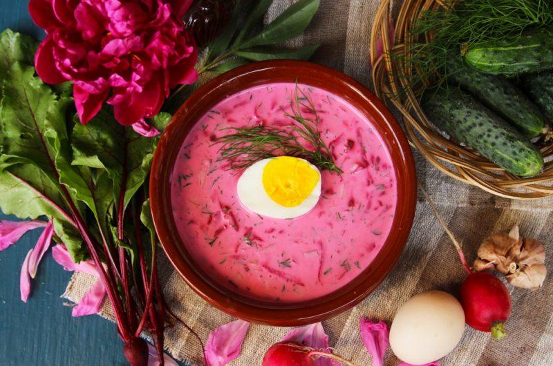 Холодный суп рассольник: рецепт для гурманов