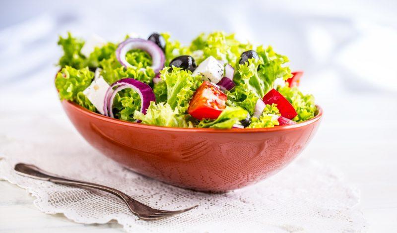 """Итальянский салат """"Пармиджано"""""""