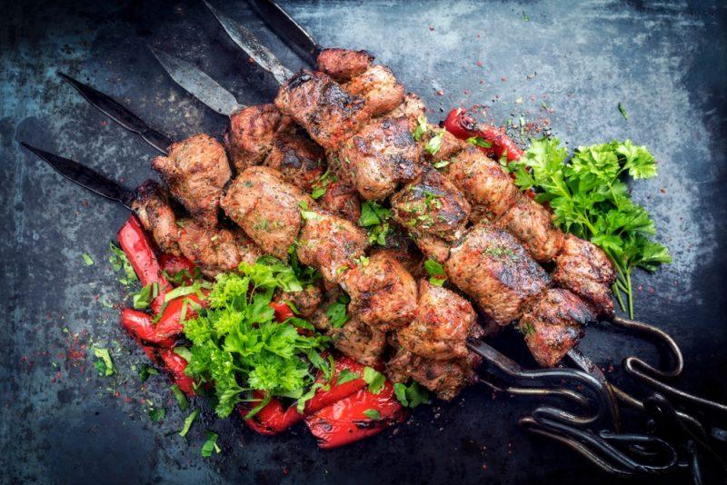 Маринад из соевого соуса для шашлыка из свинины - 7 пошаговых фото ... | 534x800